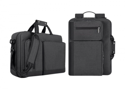 Multi-functional laptop briefcase/backpack