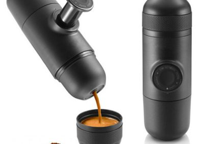 My espresso maker