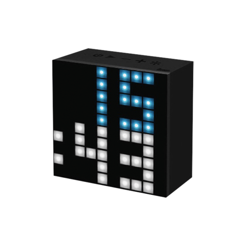 Smart bluetooth led speaker